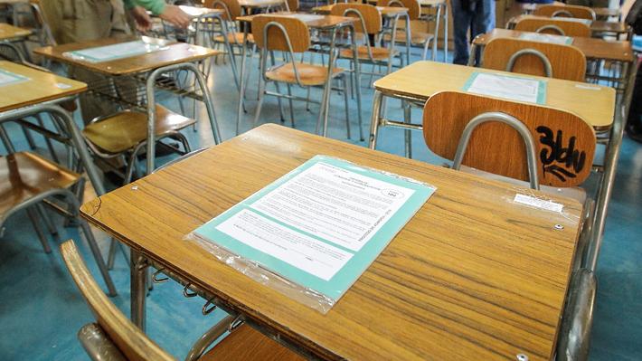 PSU: Al menos 116 estudiantes han recurrido a la justicia por problemas en torno a la rendición del test
