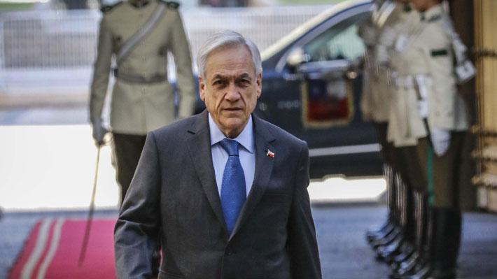 Presidente Piñera anunciará esta noche en cadena nacional cambios al proyecto de pensiones
