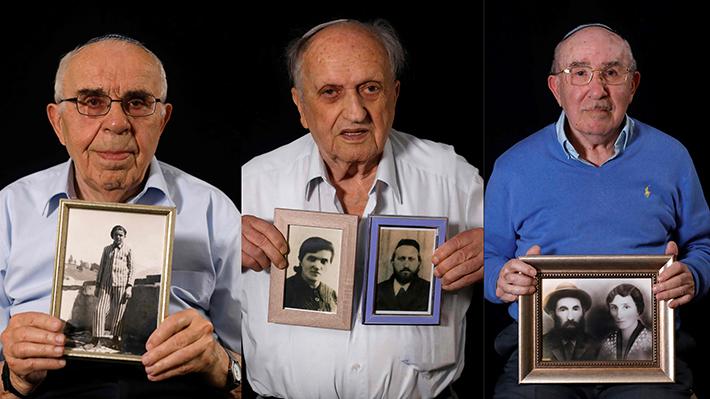 Galería: Semblanzas de los supervivientes de Auschwitz 75 años después del Holocausto