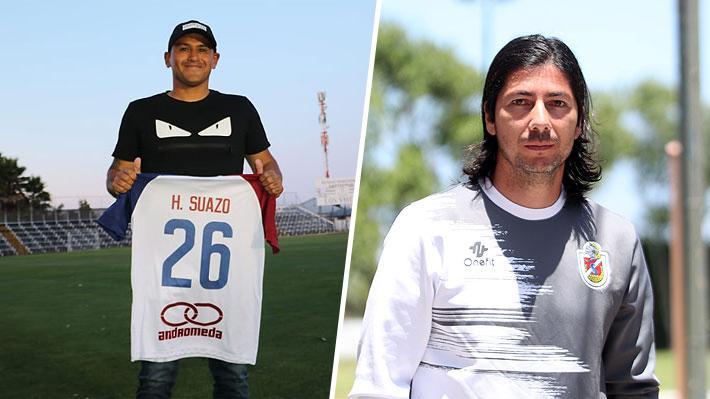 """""""Chupete"""" Suazo, """"Pajarito"""" Valdés... Las movidas más destacadas que lleva hasta ahora la Primera B"""