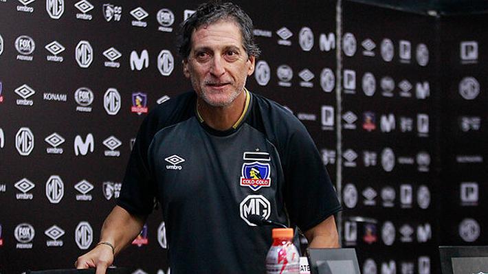 Mario Salas confirma que por lesión Esteban Paredes no jugará ante la UC y deja abierta la opción para el debut de Blandi