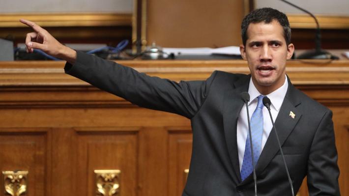 """La Eurocámara confirma su apoyo a Guaidó como """"legítimo presidente de la Asamblea Nacional"""""""