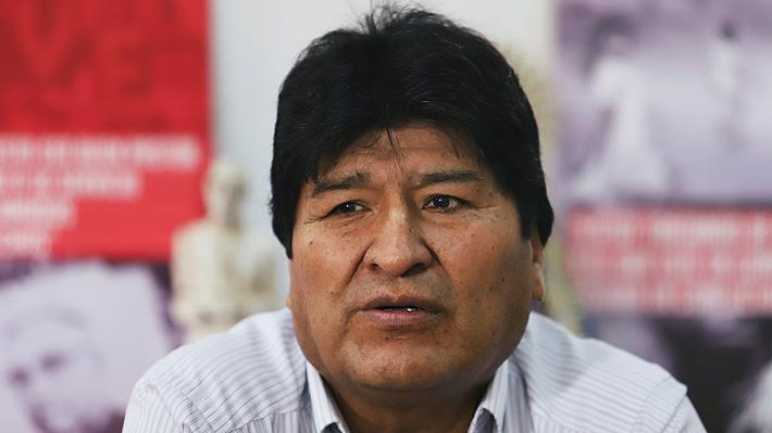 """Evo Morales se retracta de su polémico llamado a crear """"milicias armadas"""" en Bolivia"""