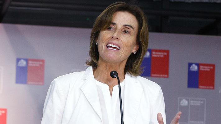 """Cubillos por judicialización de PSU: """"Era previsible que los jóvenes hicieran valer los derechos que tienen"""""""