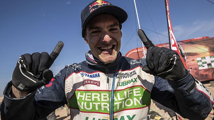 Espectacular... Casale agiganta su leyenda y conquista el tercer título en los quads del Dakar