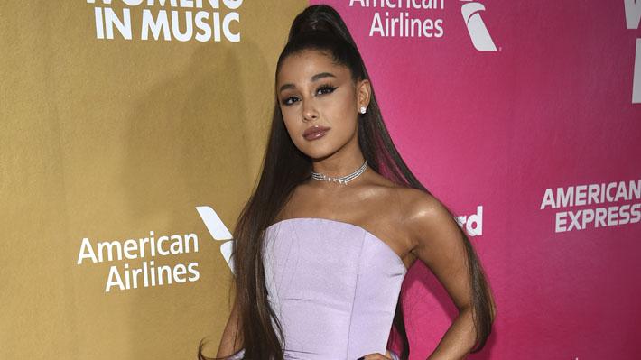 Denuncian por plagio a Ariana Grande por uno de sus más recientes éxitos a una semana de los Grammy