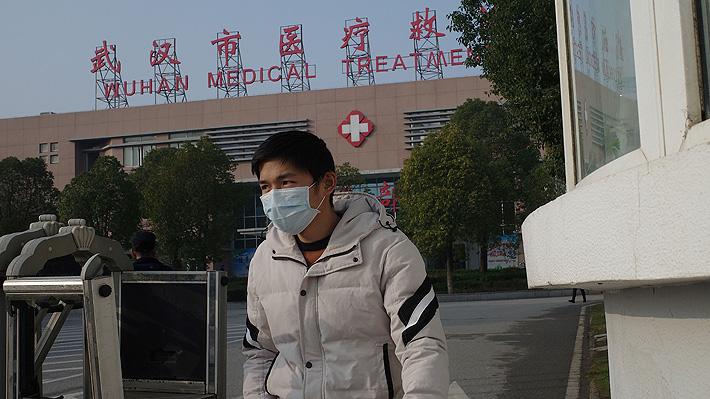 China confirma una segunda muerte por nuevo tipo de coronavirus similar al SARS