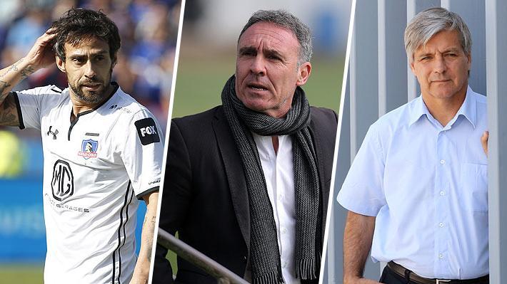 """Jorge Valdivia lanza dardos a Espina y Mayne-Nicholls tras su salida de Colo Colo y dispara: """"Las ratas se pisan la cola solas"""""""
