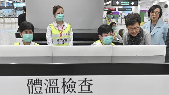 China confirma cuatro nuevos casos de personas con neumonía viral que ya ha dejado dos fallecidos