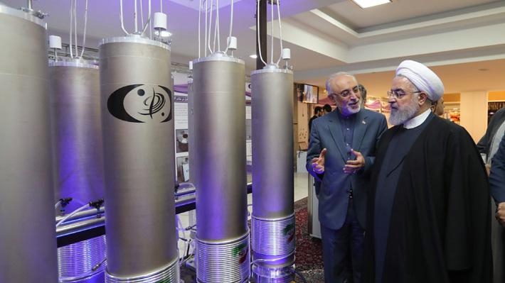 """Irán acusa que petición de renegociar acuerdo nuclear es una """"excusa"""" de la UE para """"justificar"""" incumpliento de compromisos"""
