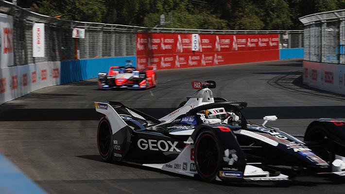 Así se vivió la tercera carrera de la Fórmula E en Santiago