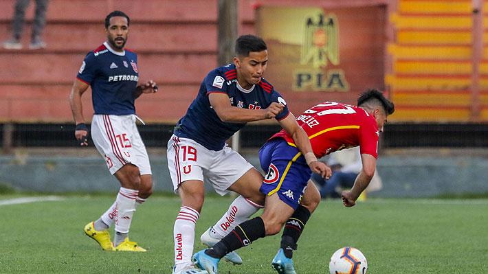 Bochorno: Unión cumple su amenaza y la U gana sin jugar el cupo de Chile 4 para la Libertadores