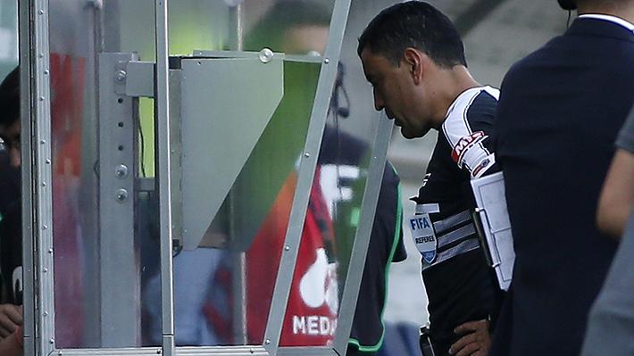 Se cobraron dos penales: Cómo fue el debut del VAR en Chile en el clásico entre Colo Colo y la UC