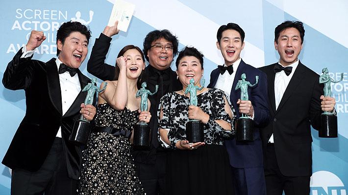 SAG Awards: Revisa los ganadores de los premios que entrega el Sindicato de Actores de EE.UU.