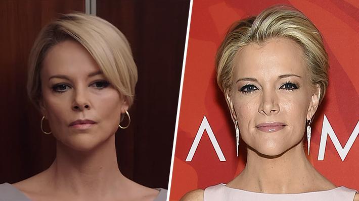 El maquillador detrás de la transformación de Charlize Theron cuenta cómo logró la increíble semejanza con Megyn Kelly