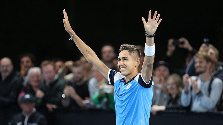 Mira sus emocionantes palabras y el punto con que Tabilo sorprendió y logró avanzar de ronda en el Abierto de Australia
