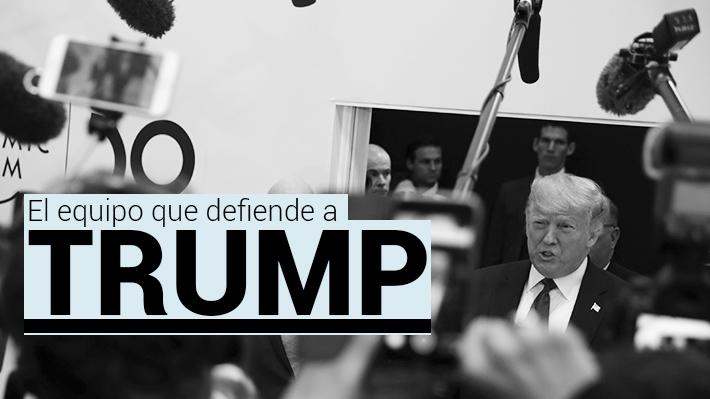 ¿Quiénes defenderán a Trump? El equipo de abogados que convocó el Presidente de EE.UU. para su juicio político