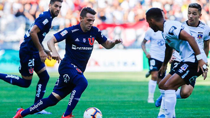 Mira el penal que falló Ángelo Henríquez y el lanzamiento desde los doce pasos anulado a Colo Colo por el VAR