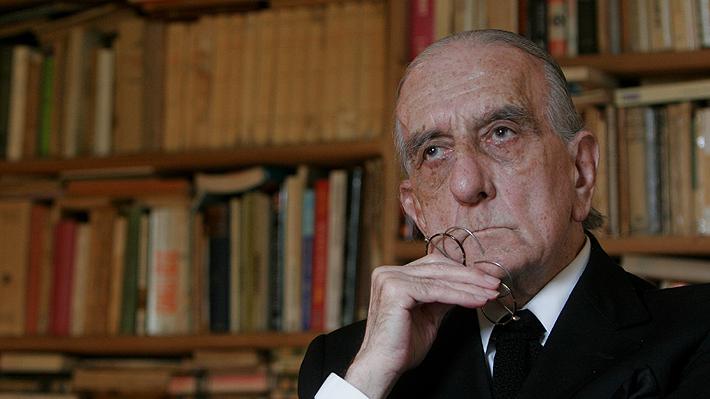 Muere a los 86 años el poeta y Premio Nacional de Literatura Armando Uribe