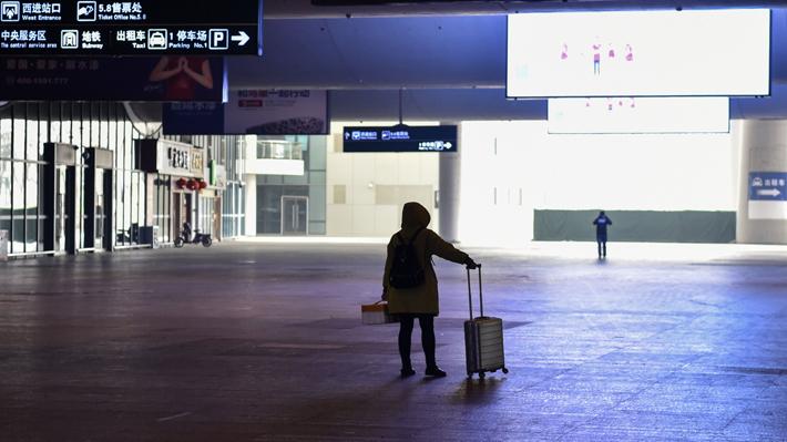 Wuhan en cuarentena: Cómo se ve la ciudad tras la medida tomada para contrarrestar el coronavirus