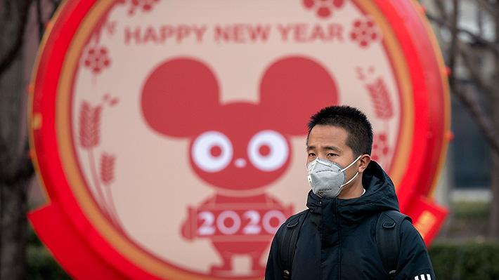 Alerta por coronavirus: Beijing suspende celebraciones del Año Nuevo y ponen en cuarentena a otra ciudad china
