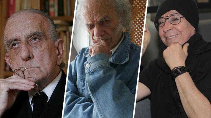 23 de enero, el día en que la literatura nacional se ha vestido de luto: Uribe, Parra y Lemebel