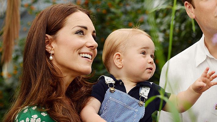 Duquesa de Cambridge se sincera y cuenta lo sola que se sintió cuando fue madre por primera vez del príncipe George