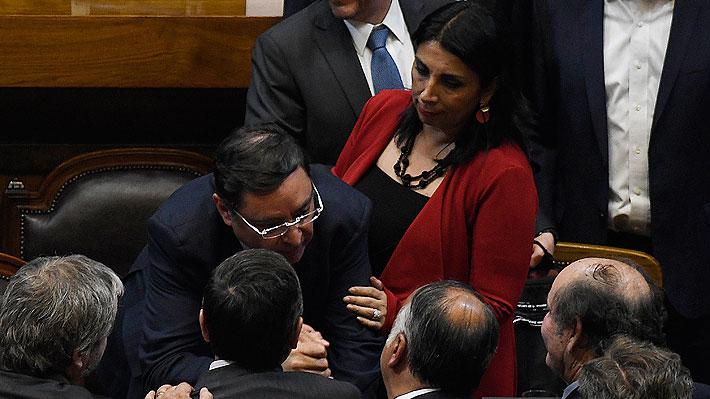 Ministra Rubilar se muestra dolida por acusación contra Guevara y confirma que Enrique Beltrán será quien lo reemplazará