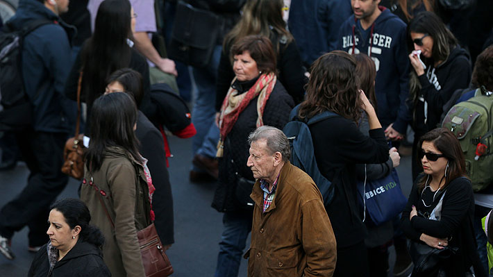 Reforma de pensiones: Con una posible cotización de 16% en Chile ¿cómo quedaría en relación al resto del mundo?