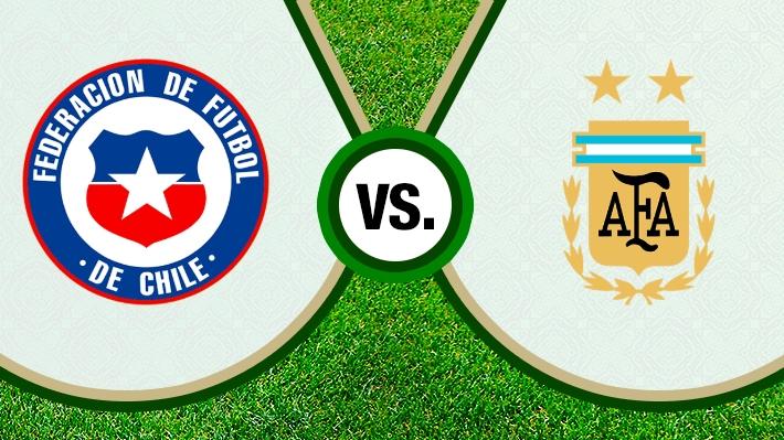 Revive la derrota de Chile ante Argentina en la tercera fecha del Preolímpico Sub 23 a Tokio 2020
