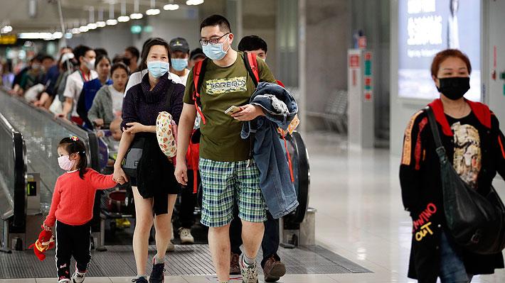 China eleva a 41 los muertos por el nuevo coronavirus y a 1.287 los contagiados, mientras se confirma tercer caso en Francia