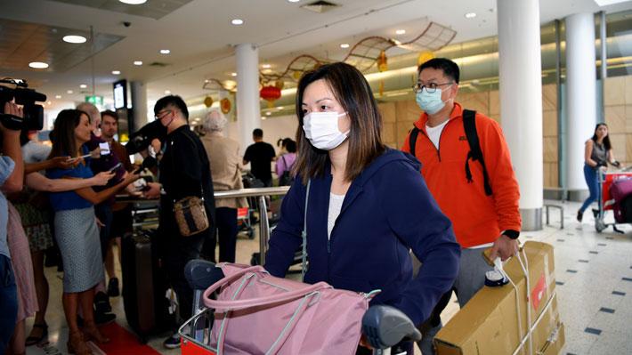 Aumentan a cuatro los casos de coronavirus en Australia: Están aislados en hospitales