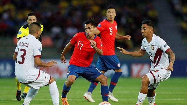 Lo clave que será la próxima fecha en que Chile quedará libre en el Preolímpico Sub 23: Podría quedar fuera de zona de clasificación