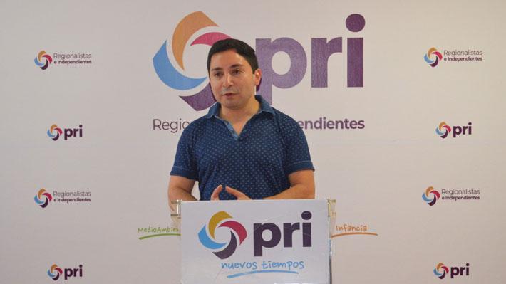 """Comisión Política del PRI se inclina por opción de """"Apruebo"""" en plebiscito y por un órgano constituyente 100% ciudadano"""