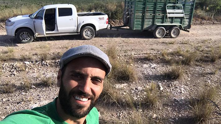 Ganadería, representación de jugadores y negocios en Chile: El ajetreado presente de Mauro Olivi tras dejar el fútbol