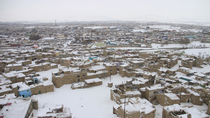 Un avión comercial se estrella en el este de Afganistán con 83 personas a bordo