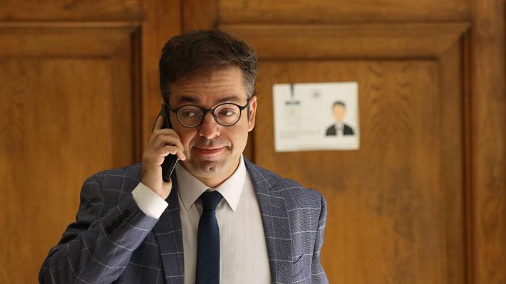 """Diputado Silber (DC) y presidencia de la Cámara: """"Me gustaría ser el relevo de Iván Flores"""""""