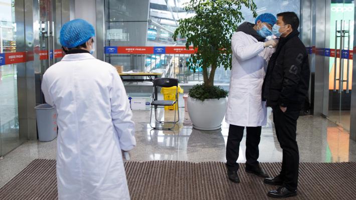 Ecuador reporta su primer caso sospechoso de coronavirus