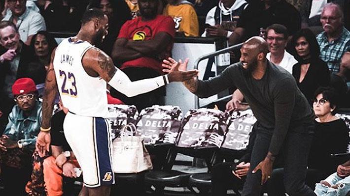 LeBron publica desgarrador mensaje y revela conversación con Kobe Bryant sólo horas antes de su muerte