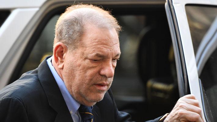 Una de las denunciantes del caso Harvey Weinstein relató ante el jurado cómo se convirtió en víctima del productor