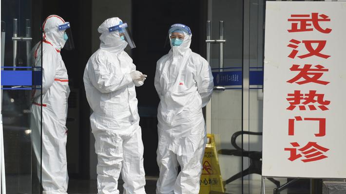 Nuevo balance del coronavirus en China: Cifra de muertos aumenta a 132 y confirman 5.974 casos de contagio