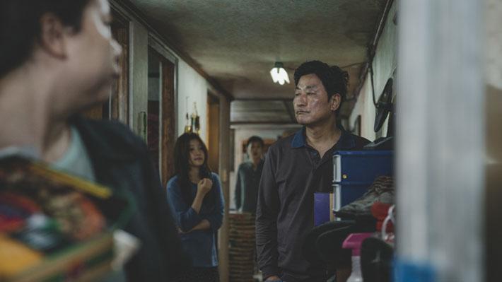 """""""Parásitos"""", el impredecible filme surcoreano que plantea una insólita guerra de clases sociales"""