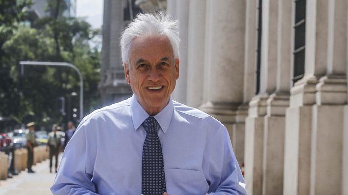 Agenda social, preocupación por marzo, unidad y Constitución: Los temas de la cita entre Piñera y senadores