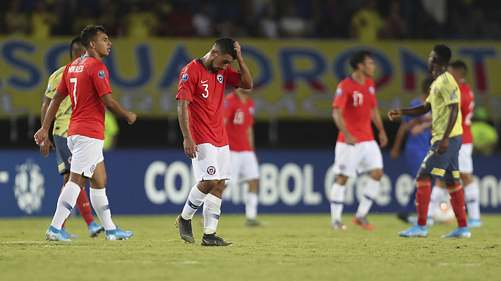 Cómo se cerró el grupo de Chile y lo que resta por definir en el Preolímpico Sub 23