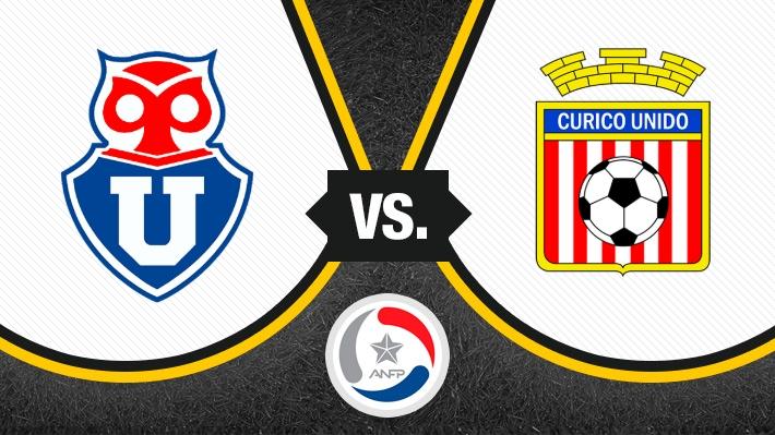 Repasa la goleada de Universidad de Chile sobre Curicó en la segunda fecha del Campeonato Nacional
