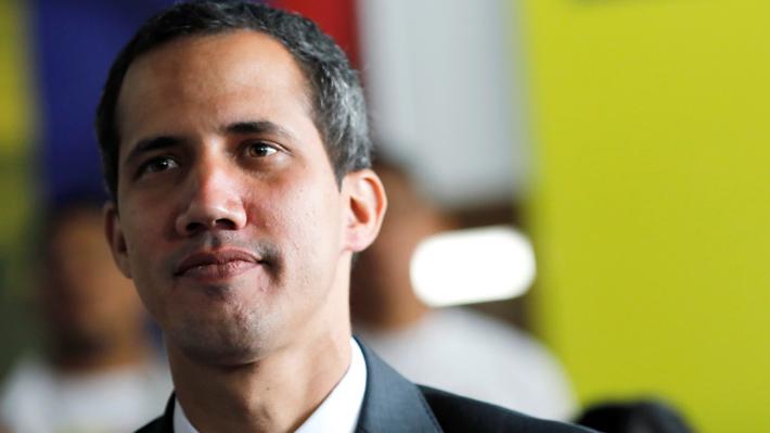 """Guaidó asegura que """"va a sacar a la dictadura"""" y que Venezuela """"está unida peleando por su dignidad"""""""