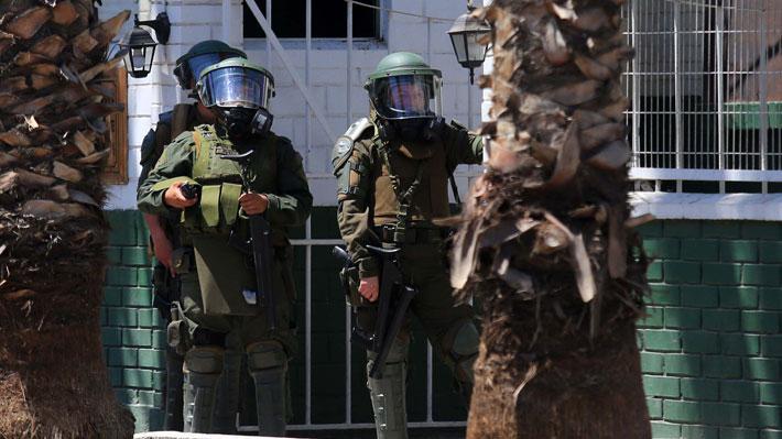 Carabineros aparta de sus funciones a efectivos involucrados en golpiza a sujeto en Puente Alto