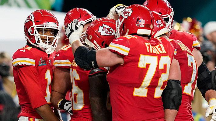 Kansas City Chiefs da vida a una espectacular remontada y vuelve a conquistar el Super Bowl después de 50 años