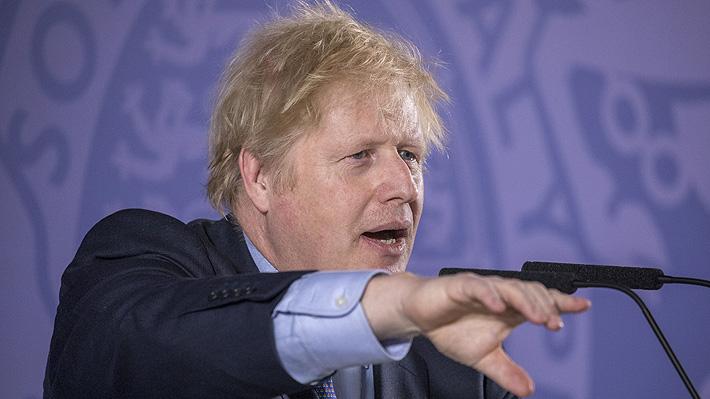 Boris Johnson afirma que busca un pacto post Brexit con la UE sin someterse a las normas del bloque