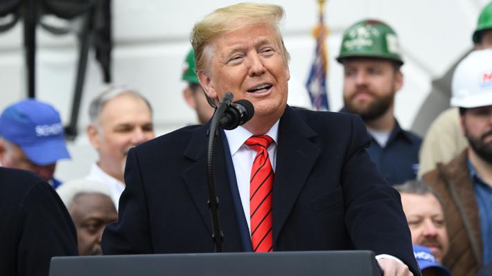 Entre el juicio político y las primarias presidenciales: Trump realiza hoy su discurso del estado de la Unión